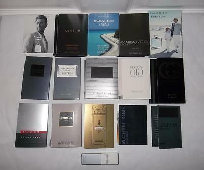 Various High-End Parfum Samples For Men Eau De Toilette Colo