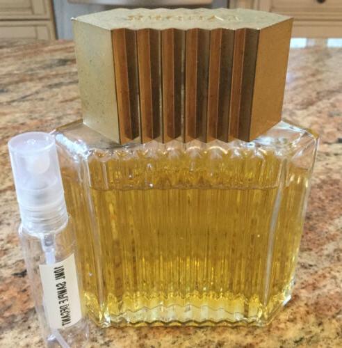 vintage for men cologne 10 ml glass