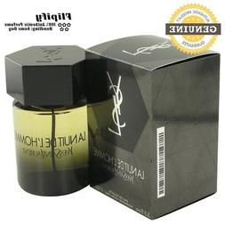 La Nuit De L'Homme Cologne 6.7 3.4 2 oz EDT Spray by Yves Sa