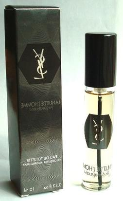 La Nuit De L'homme Yves Saint Laurent .33 oz / 10 ml Travel
