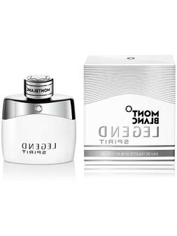 Mont Blanc Legend Spirit 1.7 oz /1.6 oz/50 ML Eau De Toilett