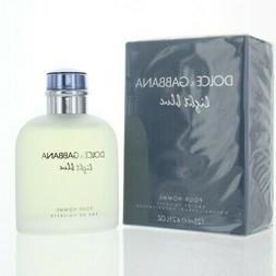 Light Blue for Men ~ Dolce Gabbana 2.5 oz Eau de Toilette Sp