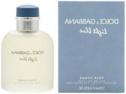 Light Blue By Dolce & Gabbana For Men Cologne 4.2 oz  / 125