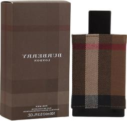 BURBERRY LONDON By Burberry cologne for men EDT 3.3 / 3.4 oz
