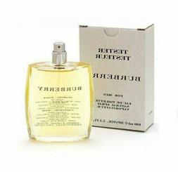 BURBERRY London Classic  3.3 / 3.4 oz edt Men's Cologne New