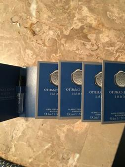 Lot Of 5 Vince Camuto Homme mens cologne samples/1.5 ml SPRA