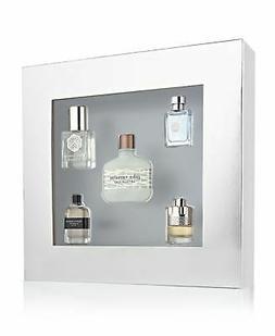MACYS Exclusive, Men's 5 PC Cologne Fragrance Gift Set, New
