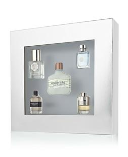 Macys Mens 5-PC Fragrance Cologne Gift Set Azzaro Varvatos V