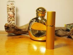 Halston Man Amber Eau De Toilette 10ml Sample Glass Spray *P