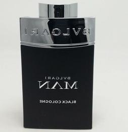 BVLGARI MAN BLACK COLOGNE By Bvlgari EDT 3.3 / 3.4 oz New Te