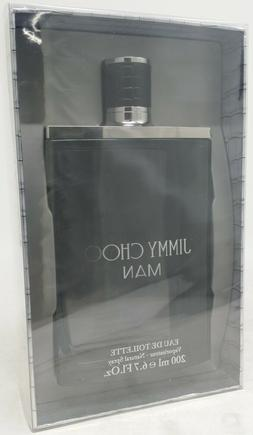 JIMMY CHOO MAN By Jimmy Choo cologne for men EDT 6.7 oz New