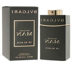 Bvlgari Man in Black Cologne for Men 3.4 oz EDP Spray New in