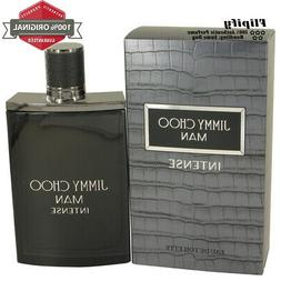 Jimmy Choo Man Intense Cologne 3.3 oz 1.7 oz EDT Spray for M