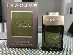 BVLGARI Man WOOD ESSENCE Eau de Parfum mini 5 ml .17 0.17 oz