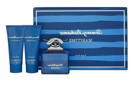 Maritime for Men by Tommy Bahama Cologne Spray 4.2 oz + Balm