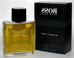 MEN BOSS #1 NO. Number ONE 4.2 oz by * Hugo Boss * Cologne *