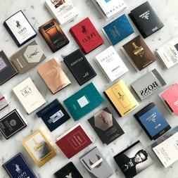 Men Designer Perfume Sample Vials #1: Choose Scents, Combine