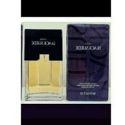 Avon Men's Black Suede Cologne 3.4 fl. oz New In Box