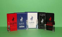 Men's Cologne Samples: Ralph Lauren Polo Extreme, Black, Ult