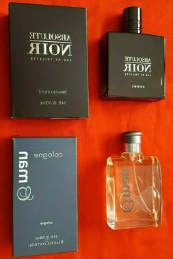 Beauticontrol Men's Fragrance SET Cologne BC Man & Absolute