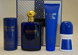 AVON MESMERIZE FOR MEN 4 PIECE GIFT SET - Full Size Products