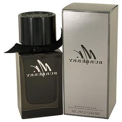 Mr Bûrberry Cologné For Men 3.3 oz Eau De Parfum Spray +FR