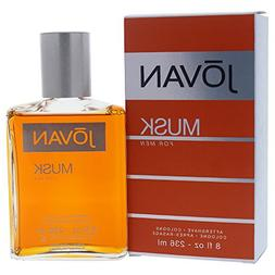 JOVAN MUSK by Jovan After Shave/Cologne 8 oz for Men- 414510