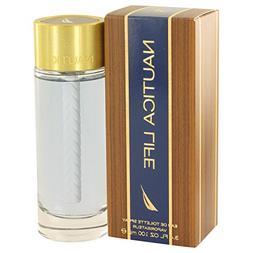 Nautîca Life Cologné for Men 3.4 oz Eau De Toilette Spray