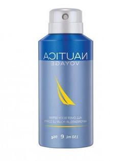 Nautica Voyage Cologne by Nautica, 5 oz Body Spray for Men N