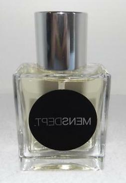 NEW HTF Men's Cologne Perfume Spray 1.7 oz MENSDEPT. Mens De
