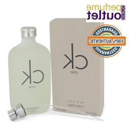 New In Box CK ONE by Calvin Klein Perfume Cologne All Sizes