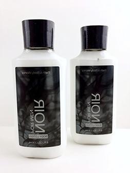 Noir for Men Body Lotion - Bath & Body Works Signature Colle