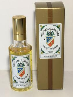 CASWELL MASSEY NUMBER SIX  COLOGNE SPRAY 3 oz RARE NIB