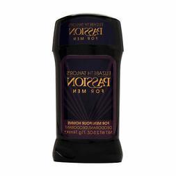 Passion by Elizabeth Taylor, 2.5 oz Deodorant Stick for Men