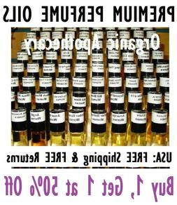 Perfume Oils for Men & Women * Pure Grade A Oil Roll On * Bu