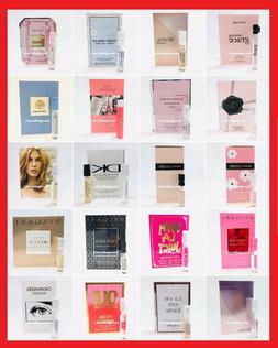 Perfume Samples Vial Designer Fragrance Cologne Prada Michae