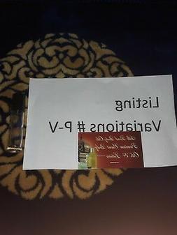 Pick A Cologne Body Oil/Perfume Oil 10 ml Rollon Scents .Lis