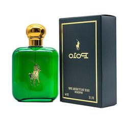 Polo Green by Ralph Lauren 8 / 8.0 oz EDT Cologne for Men Ne