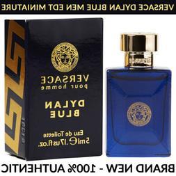 VERSACE Pour Homme Dylan Blue EDT Men's Cologne 0.17 oz / 5m