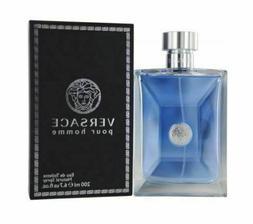 Versace Pour Homme Eau de Toilette 6.7 oz EDT 200 ml by Vers