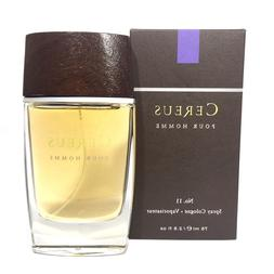 CEREUS Pour Homme No. 11 Mens Cologne Spray Fragrance 2.5 fl