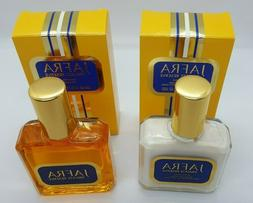 Jafra Private Reserve After Shave & Cologne Set For Men's 3.