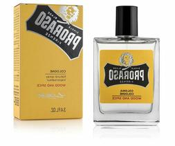 Proraso Single Blade Eau De Cologne 3.4 Fl Oz BEST NEW