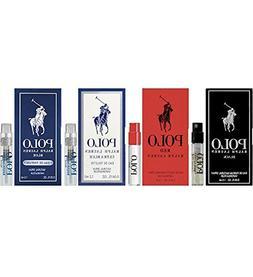 Ralph Lauren Polo Cologne Fragrance Mini Vial Sampler