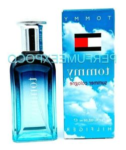 TOMMY 2002 SUMMER Men Cologne 1.7oz / 50ml Spr Discontinued