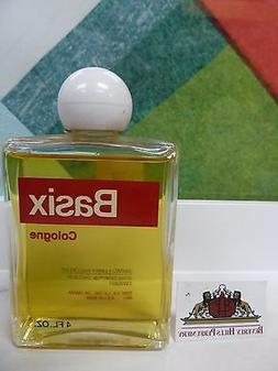 *RARE* VINTAGE BASIX COLOGNE BY ARAMIS SPLASH FOR MEN 4.0 OZ