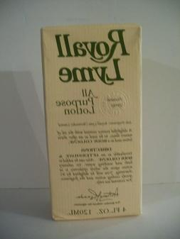Royall Lyme By Royall Fragrances 4 oz All Purpose Lotion / C