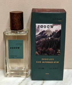 Rustic Woods GOOD CHEMISTRY Cologne Essential Oils Thyme Man