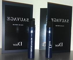 Dior Sauvage Eau De Parfum 2018 Sample-Vials For Men, 0.03 o