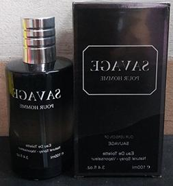 Savage By: Perfect Star 3.4 oz EDT, Men's -Free Gift With Or